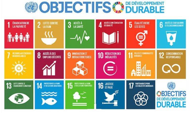 objectif developpement durable